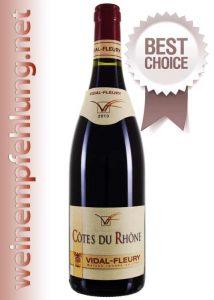 Vidal Fleury Cotes de Rhone